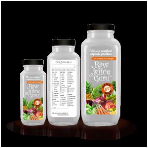 Custom Juices