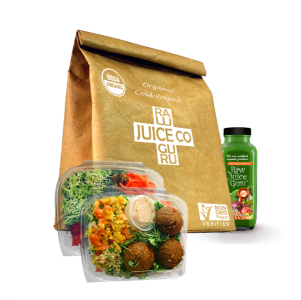 Weekly Meal Delivery Packages Product Categories Raw Juice Guru