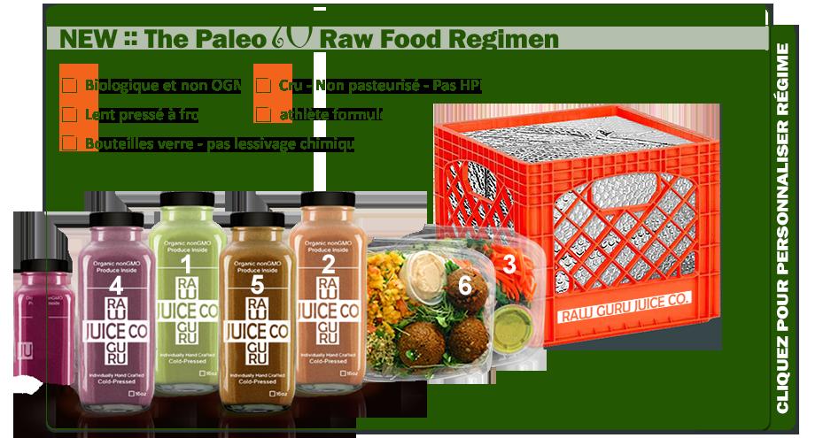 régime alimentaire cru paléo 70