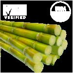 Organic Jamaican Sugarcane